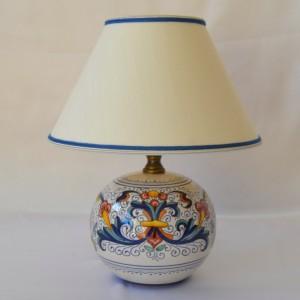 """LAMP BALL """"RICCO DERUTA"""" TO CM 15"""
