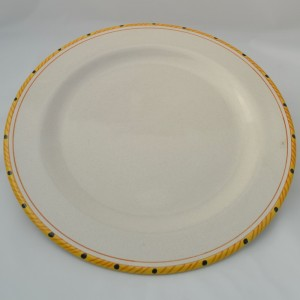 "TABLE PLATE UNDERDISH ""RAFFAELLESCO ANTICO"" FROM CM 32"