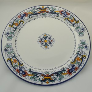 "TABLE PLATE UNDERDISH ""RICCO DERUTA"" FROM CM 32"