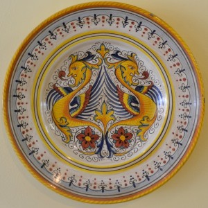 ANCIENT WALL PLATE   CM. 30